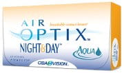 AIR OPTIX NIGHT&DAY AQUA 3 SZT.