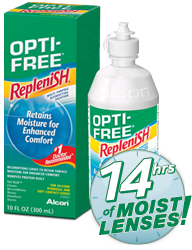 OPTI-FREE RepleniSH 120 ml Alcon