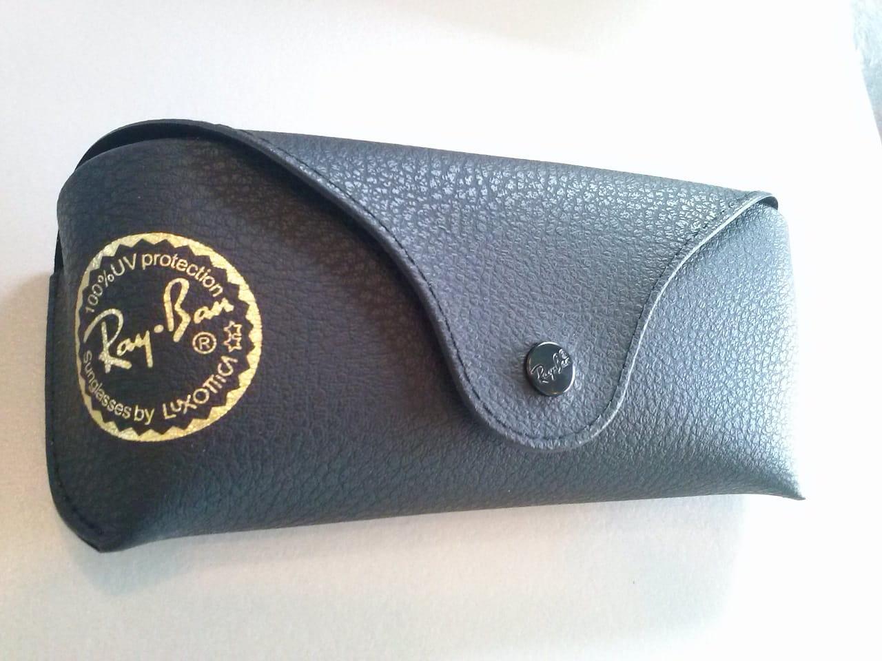 Etui Ray-Ban do okularów przeciwsłonecznych (czarne) SKLEP.OKULARNIK.COM 4ec90067e020