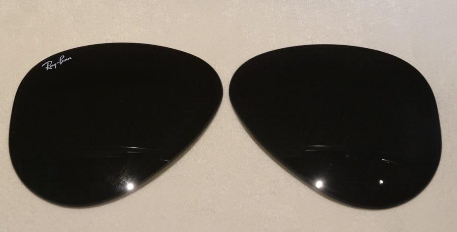 cbe379634f2ba7 Szkła / Soczewki mineralne, przeciwsłoneczne do okularów Ray-Ban RB3025.  Kolor G15