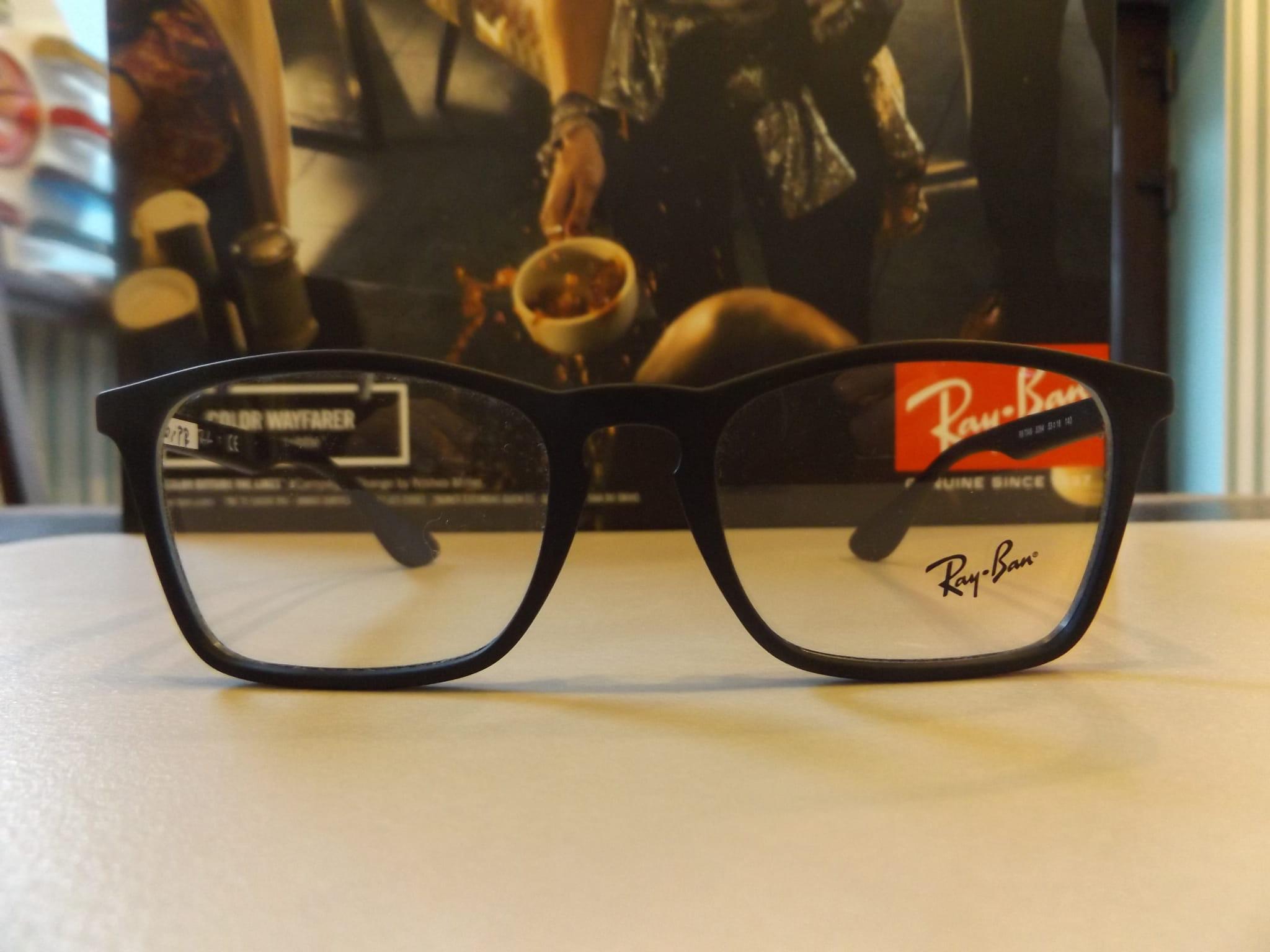 83f41e57502 Okulary korekcyjne z oprawą Ray-Ban